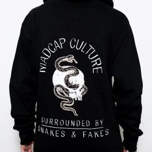 Women's Surrounded By Snakes & Fakes Hoodie